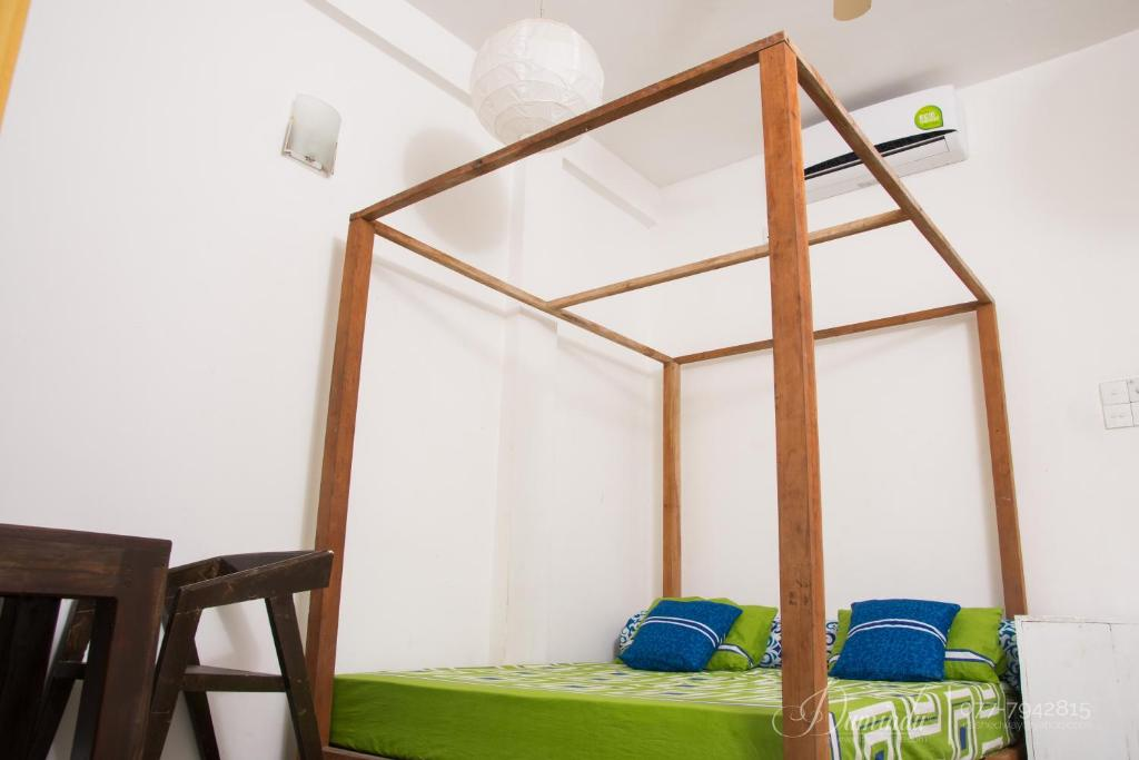 Luxury surf accommodation at Cheeky Monkey surf camp